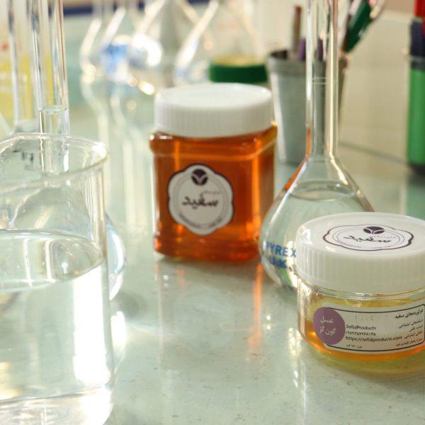 آزمایش محصولات سفیدانه (رطوبت) | آزمایش عسل طبیعی (رطوبت) | آزمایش رطوبت در عسل