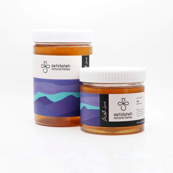 خرید عسل گون گز - قیمت عسل گون گز - خواص عسل گون گز - سفیدانه
