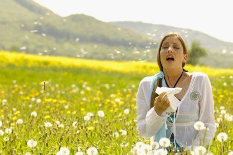 خواص بره موم در درمان آلرژی فصلی