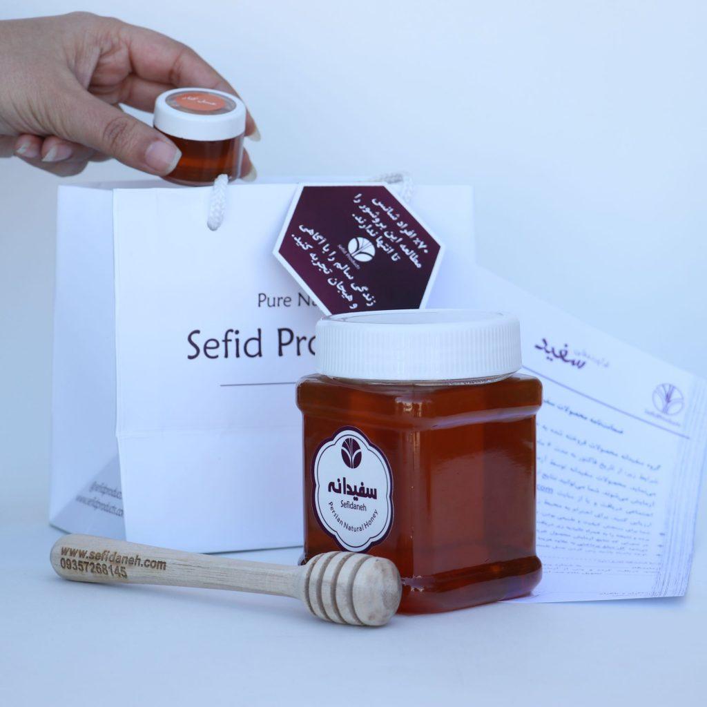 خرید عسل طبیعی اکالیپتوس | قیمت عسل اکالیپتوس | خواص عسل اکالیپتوس | طبع عسل اکالیپتوس | سفیدانه