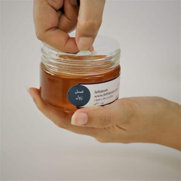 خرید عسل طبیعی زول | قیمت عسل زول | خواص عسل زول | طبع عسل زول | سفیدانه