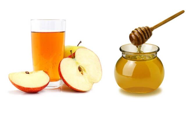 خواص سرکه سیب و عسل