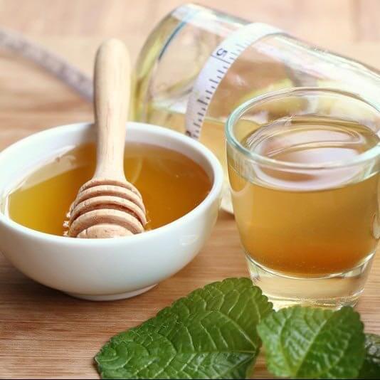 سرکه سیب و عسل طبیعی